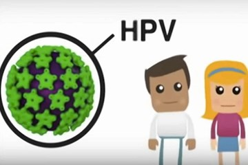HPV immunisation in boys and young men