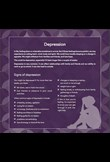 Depression – Factsheet
