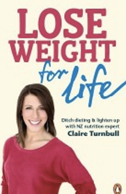 Lose weight for life: ditch dieting & lighten up
