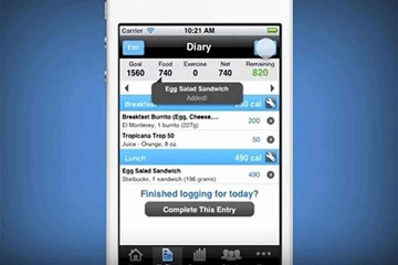 MyFitnessPal – preview video