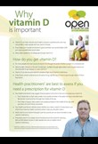 Why vitamin D is important