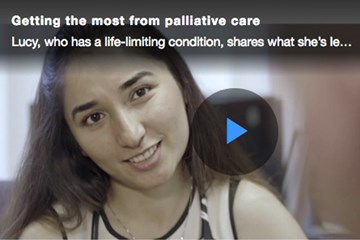 Personal stories about palliative care