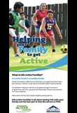 Helping your family to get active
