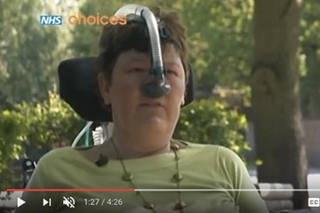 Motor neurone disease - Julie's story