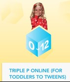 Triple P 2 to 12 yr old online programme
