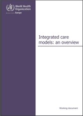 Integrated care models - WHO