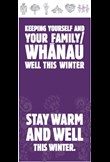 Keeping yourself & your family warm & well this winter