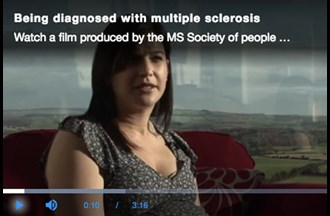 Multiple sclerosis – personal stories