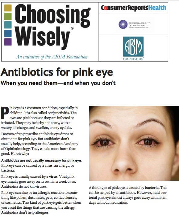 Allergic Conjunctivitis Vs Bacterial Pictures To Pin On: Health Navigator NZ
