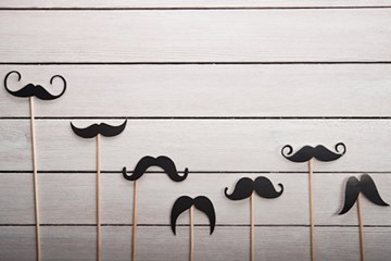 Time to grow a mo' or get fit – or both!