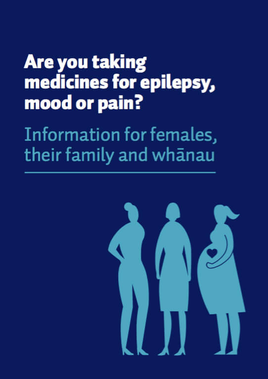 Are you taking medicines for epilepsy, mood or pain?