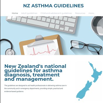 NZ Asthma Guidelines 2017