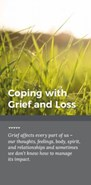Coping with grief and loss Pamphlet