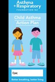 Child asthma action plan