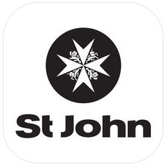 St John NZ CPR & AED app icon