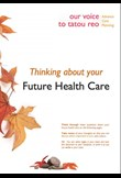 Thinking about your future health care