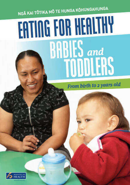 Eating for healthy babies & toddlers