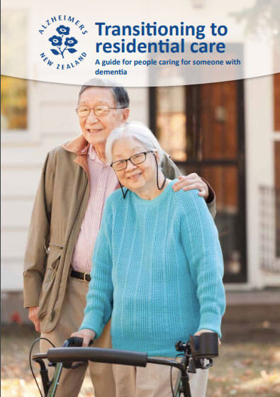 Transitioning to residential care