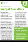Weight loss diets