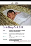 Safe sleep for P.E.P.E