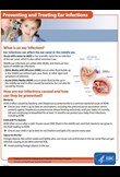 Preventing & treating ear infections