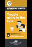 Trouble going to the loo?