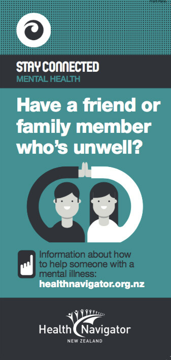 Have a friend or family member who's unwell?