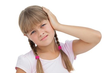 Ear infection (middle ear)