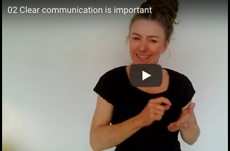 Deaf community resources