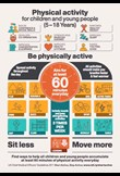Physical activity for children and young people (5 — 18 years)