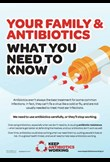 Your family & antibiotics: What you need to know