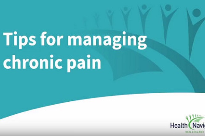 Pain – 10 tips for managing chronic pain