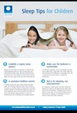 Sleep tips for children