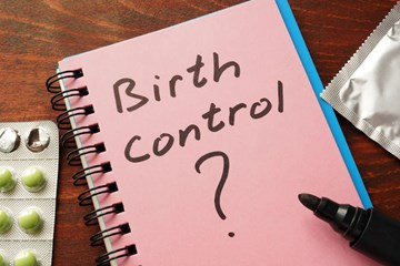 Epilepsy and contraception