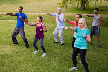 Exercises for Parkinson's