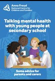 Talking mental health with young people at secondary school