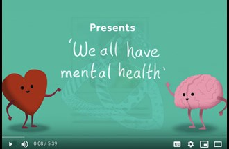 Mental health – We all have it