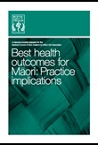 Best health outcomes for Māori - Practice implications