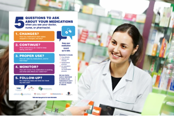 Questions to ask about your medicines
