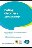 Eating disorders - your guide to what they are and how they are treated