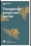 Transgender people and suicide