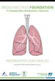 Bronchiectasis - information for families