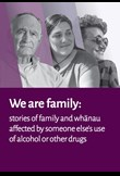 We are family stories booklet