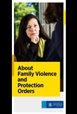 About family violence and protection orders