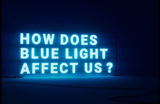 Blue light – effects