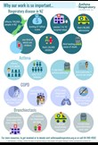 Respiratory diseases in New Zealand infographics