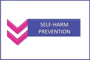 Self-harm prevention apps