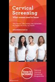 Cervical screening – What women need to know