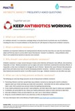 Antibiotic amnesty frequently asked questions