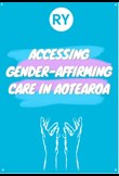 Accessing gender-affirming care in Aotearoa